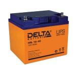 AGM аккумулятор DELTA HRL 12-45